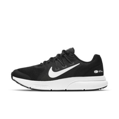 NIKE ZOOM SPAN 3 女慢跑鞋-黑-CQ9267001