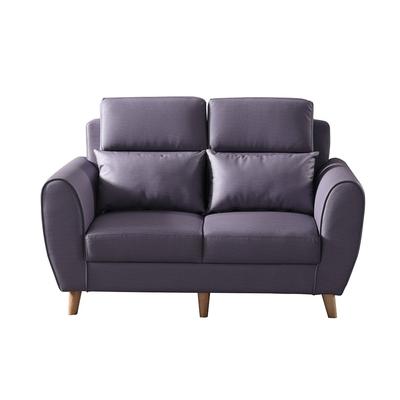 MUNA 3222型貓抓皮雙人椅沙發(共三色) 143X83X82cm