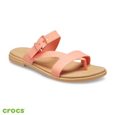 Crocs卡駱馳 (女鞋) 特蘿莉度假風女士凉鞋 206108-82R