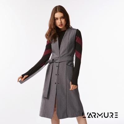 L ARMURE Woolmiracle 女裝 羊毛混紡 長版 西裝背心