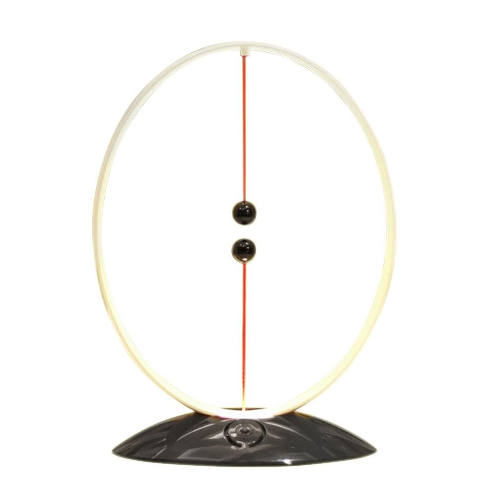 【FJ】創意磁力平衡檯燈L13(可調亮度)