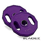 【BLADEZ】 奧林匹克槓片 – 2.5KG(單片)