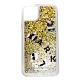 KARL LAGERFELD 卡爾Q版閃亮金蔥可愛圖案I Phone 11 Pro MAX手機殼(金色) product thumbnail 1