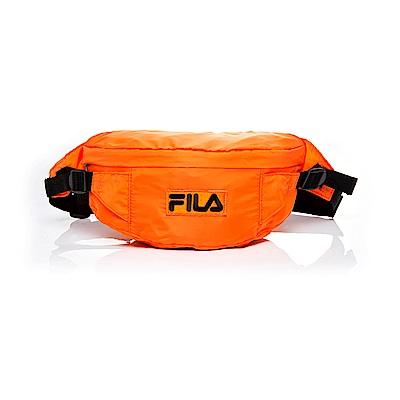 FILA 經典腰包-橘色 BWT-5401-OR