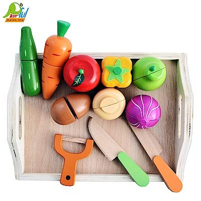 Playful Toys 頑玩具 木製切切樂