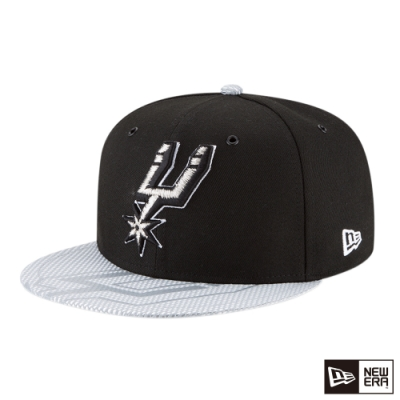 NEW ERA 9FIFTY 950 ONC 電繡 馬刺 黑 棒球帽