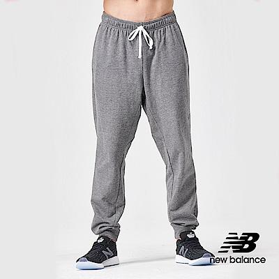 New Balance 長褲_AMP91013BKH_男性_鐵灰