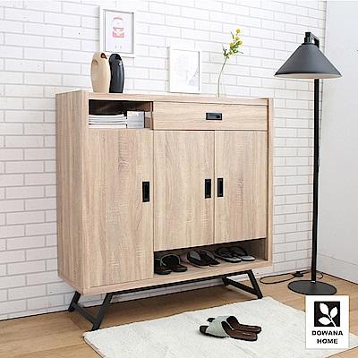 多瓦娜 瑞克4尺鞋櫃/二色-寬120x深38.5x高120.5