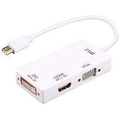 伽利略 Mini DP to HDMI+VGA+DVI 4K2K 30Hz