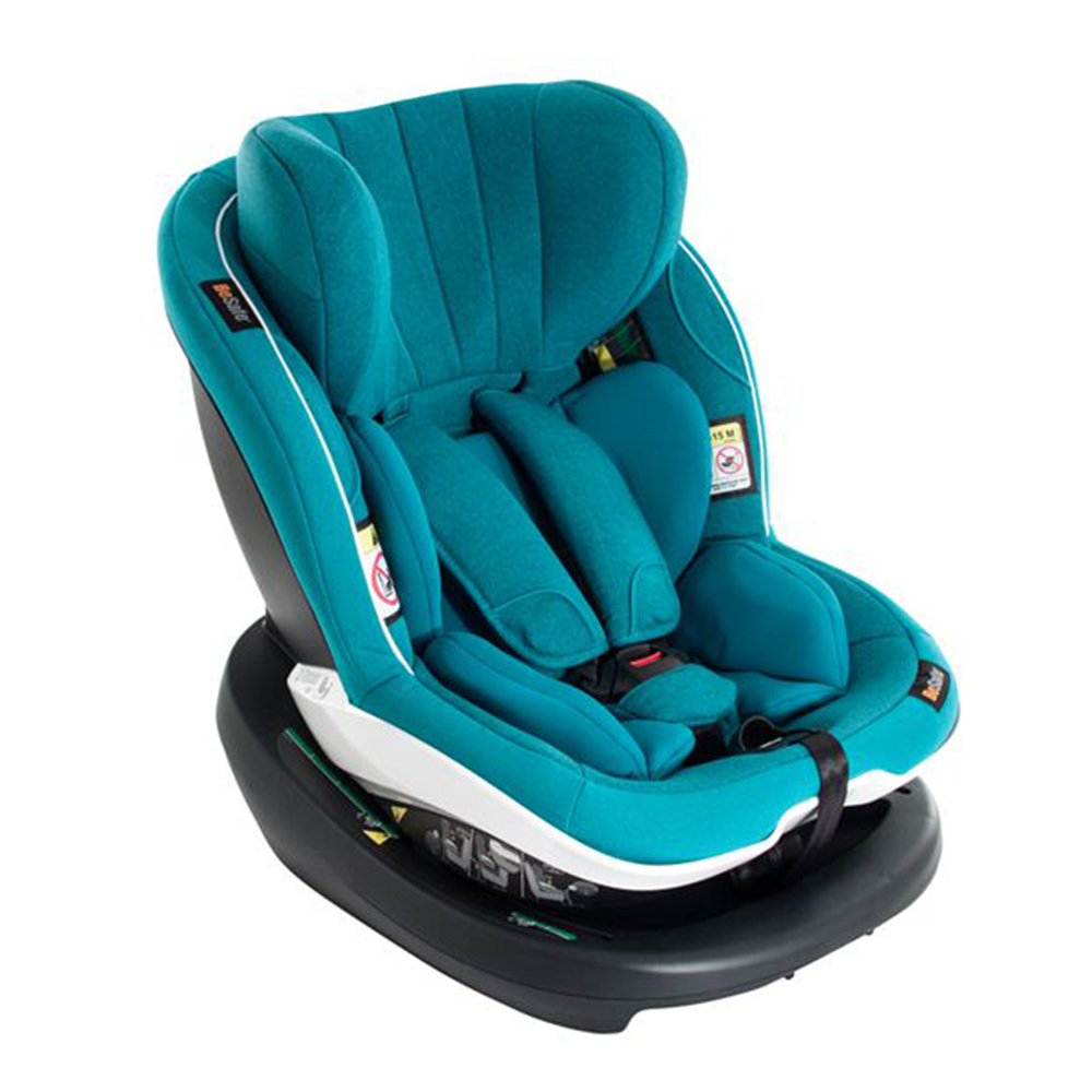 【BeSafe】iZi Modular模組化兒童汽車安全座椅(冰島藍)