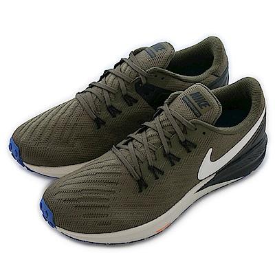 Nike 耐吉 AIR ZOOM-慢跑鞋-男