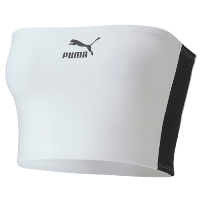 PUMA-女性流行系列Classics平口背心-白色-歐規