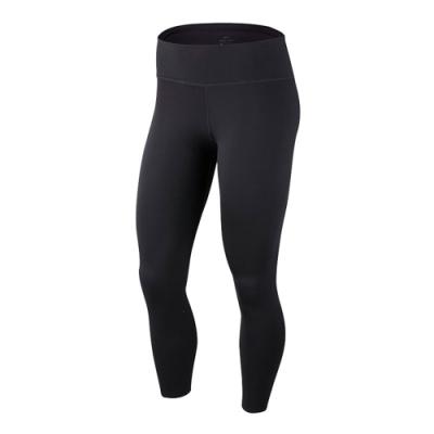 NIKE 緊身褲  運動 路跑 慢跑 健身 黑 女款 BQ9995010 AS W NIKE ONE LUXE 7/8 TIGHT