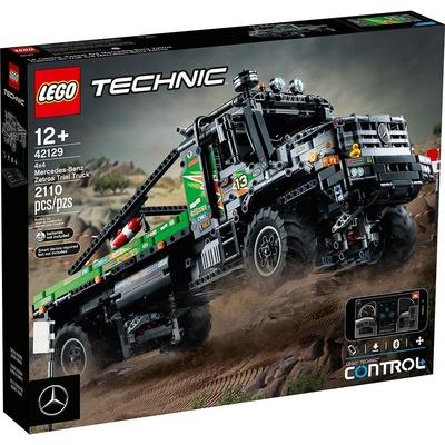 樂高LEGO 科技系列 - LT42129 4x4 Mercedes-Benz Zetros Trial Truck