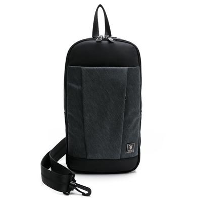 PLAYBOY - 單肩背包 Advance系列 - 灰色