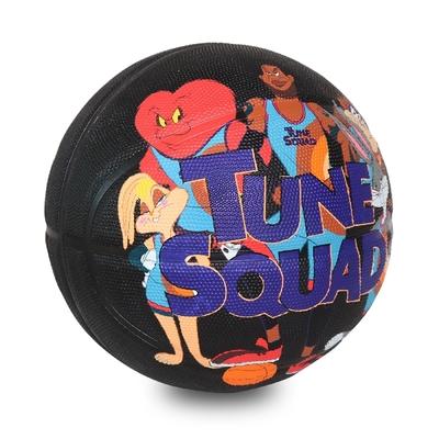 Nike 籃球 SJ2 8P No.7 Ball 怪物奇兵 Space Jam 2 標準球 黑 彩 N100443090-907