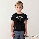 GIORDANO 童裝BOB迷彩小熊印花T恤-17 標誌黑