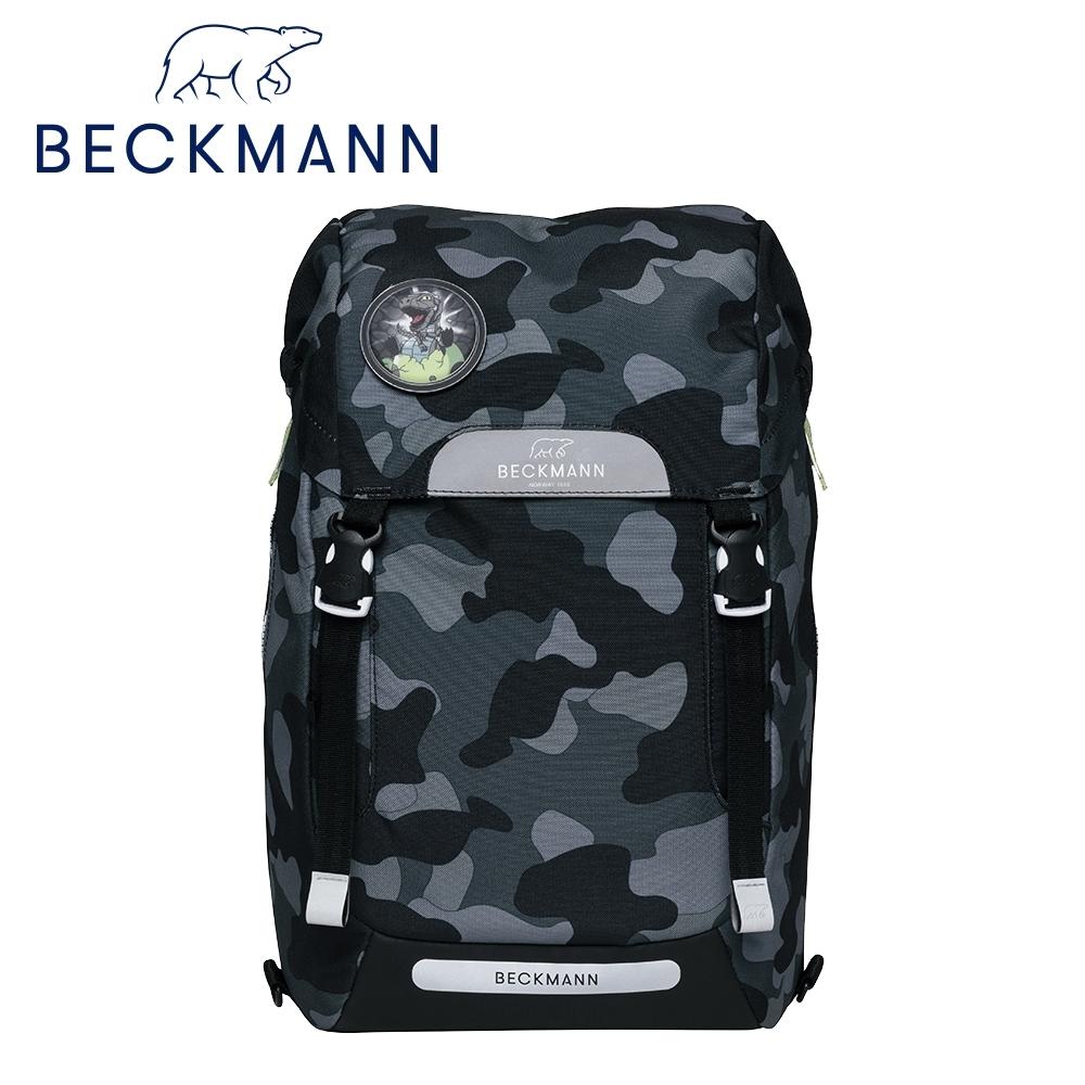 Beckmann-護脊書包28L-迷彩恐龍
