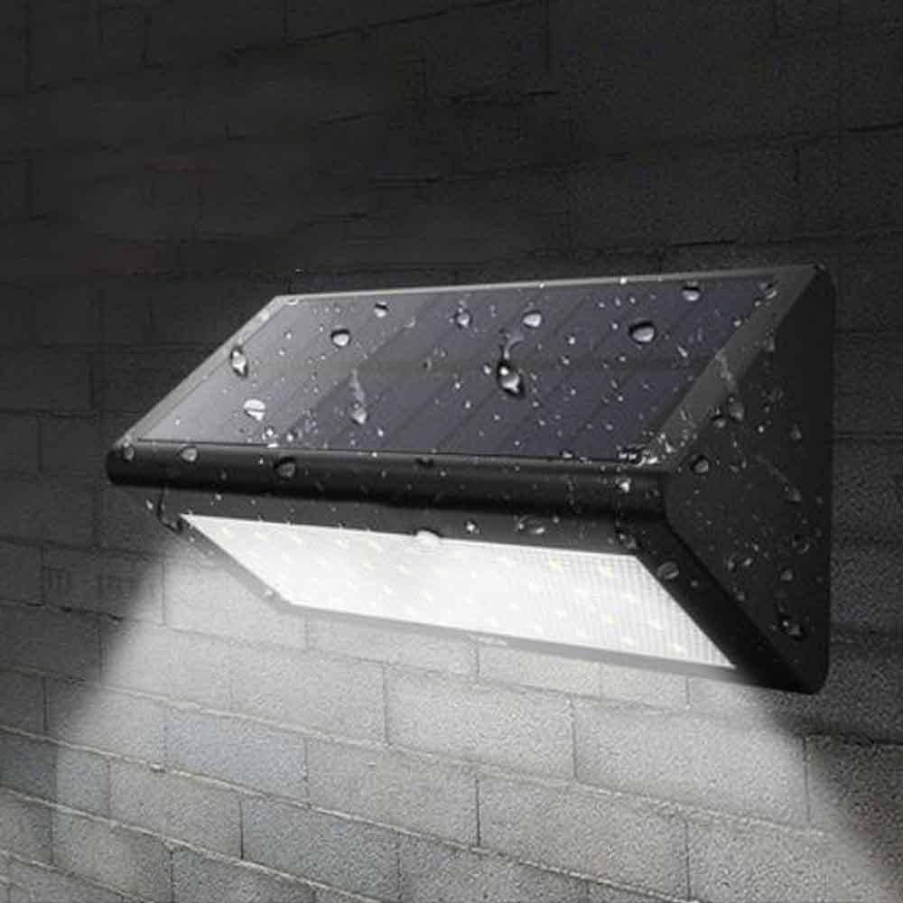 【WIDE VIEW】四合一LED太陽能雷達感應燈(HBT-1609)