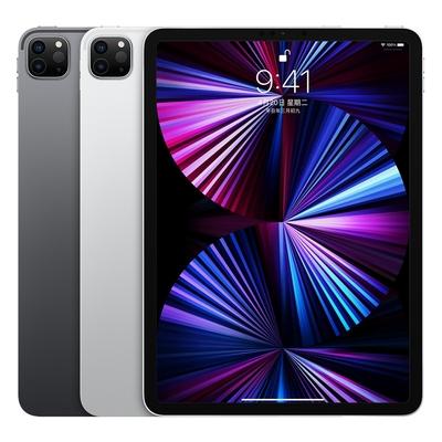 Apple 2021 iPad Pro 11吋 Wi-Fi 512G 平板電腦(第3代)