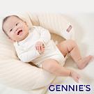 Gennies奇妮-原棉寶寶包屁衣3-6/6-9(BE68)