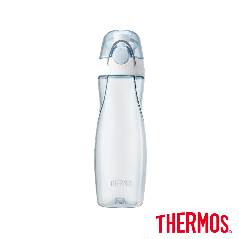 THERMOS膳魔師 彈蓋隨手瓶0.5L(TCSA-500-BL) product image 1