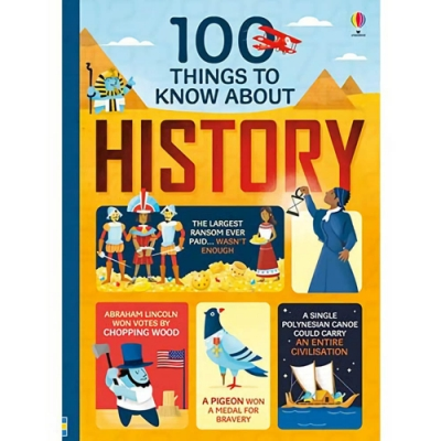 100 Things To Know About History 100個歷史知識書