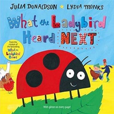 What The Ladybird Heard Next 小瓢蟲聽到了什麼?續集精裝故事書