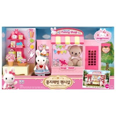 韓國 動物公仔 兔寶家族  - 可愛雜貨店