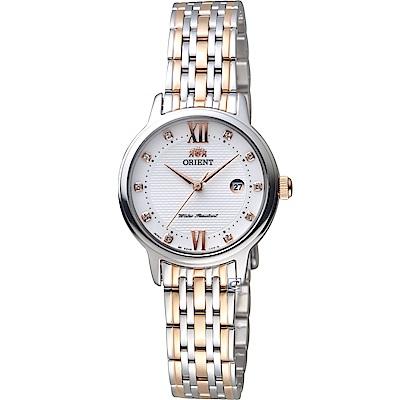 ORIENT 東方錶 OLD SCHOOL系列時尚腕錶(SSZ45001W)