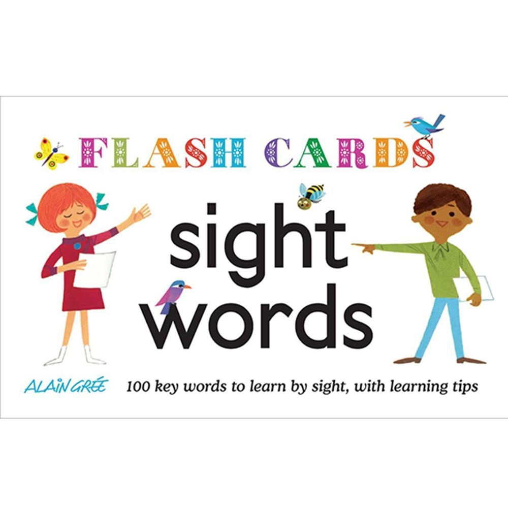 Sight Words Flash Cards 常用單字卡 product image 1