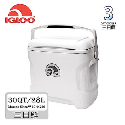 Igloo MARINE UL系列三日鮮30QT冰桶44726