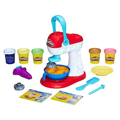 【培樂多Play-Doh】創意DIY黏土 廚房系列 轉轉蛋糕遊戲組 E0102
