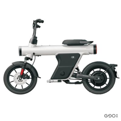 【GGO 青果】智能 GO-1 大綱炮 48V鋰電 液晶顯示 鋁合金 電動輔助自行車