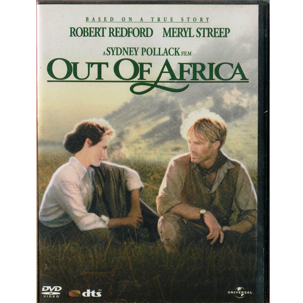 遠離非洲 Out of Africa  DVD