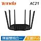 Tenda AC21 2100M 6天線雙頻 全Giga路由WiFi分享器 英雄戰機 product thumbnail 1