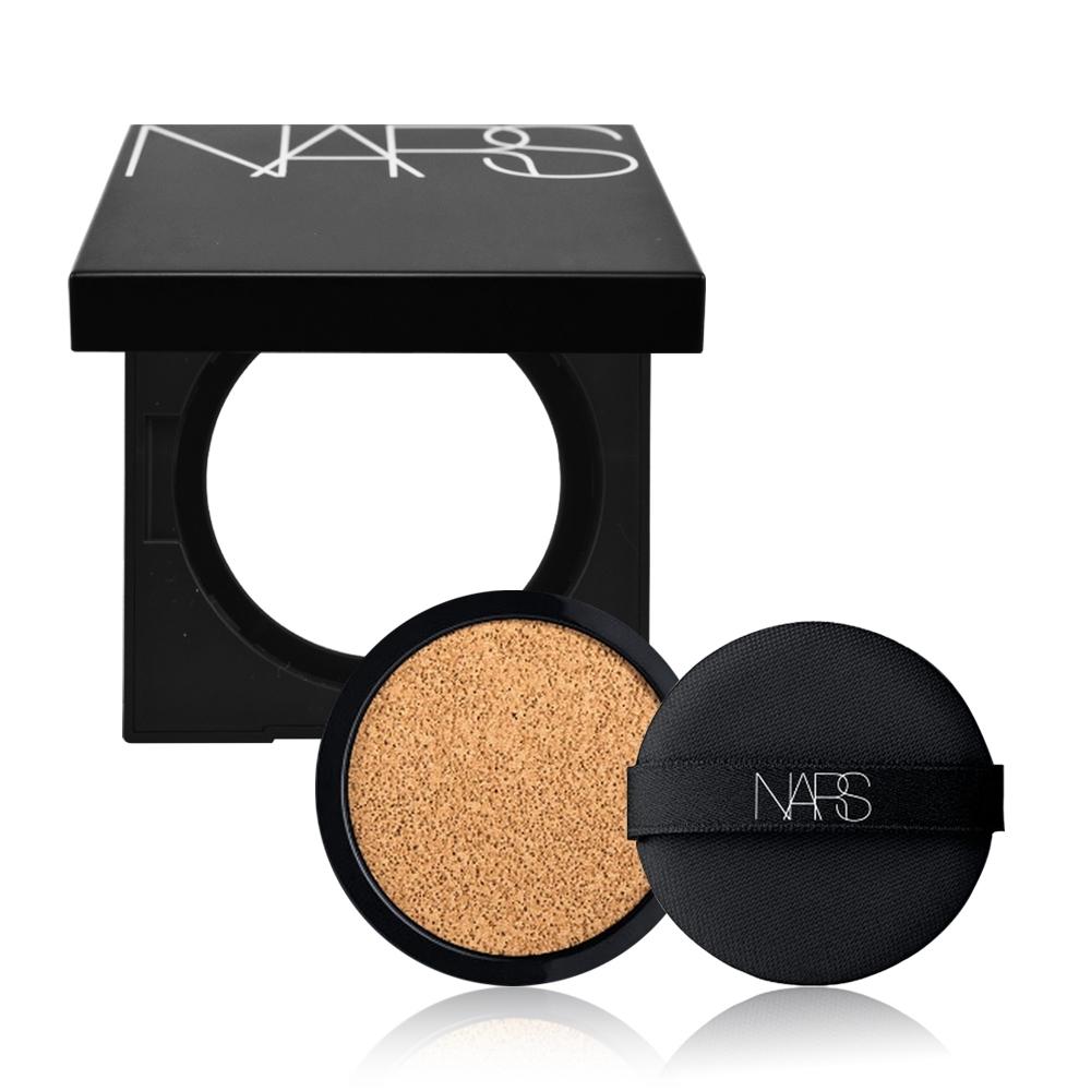 NARS 超持久亮顏氣墊粉餅 #Mont Blanc 12g+粉盒