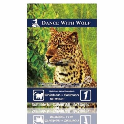 Dance With Wolf荒野饗宴之與狼共舞-海陸大餐(貓食)5.5lbs(2.5kg) 兩包組