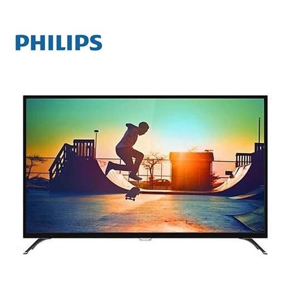 PHILIPS飛利浦 50吋 4K  聯網液晶顯示器+視訊盒50PUH6082