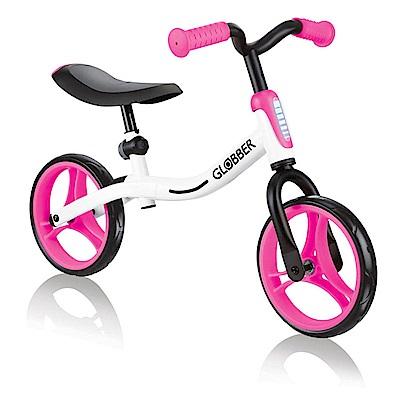 Globber 哥輪步 Go-Bike平衡車-白粉