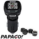 PAPAGO ! TireSafe S22E 獨立型胎外式胎壓偵測器