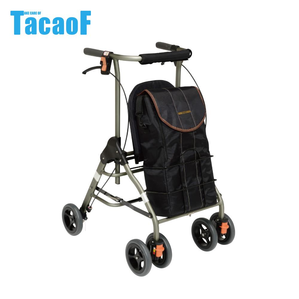 日本TacaoF幸和 可搭載氧氣瓶助行器