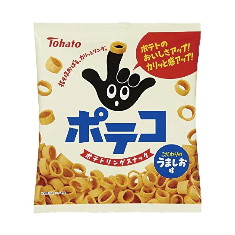 Tohato 東鳩 原味洋芋圈(78g)