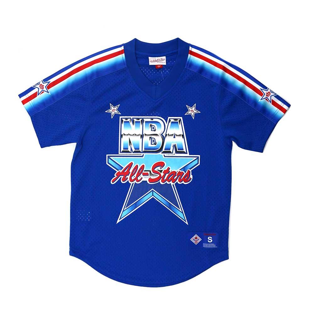 M&N 短袖T恤 All-Star Game 1991