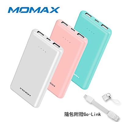 MOMAX IP62 DUAL10000mAh 行動電源