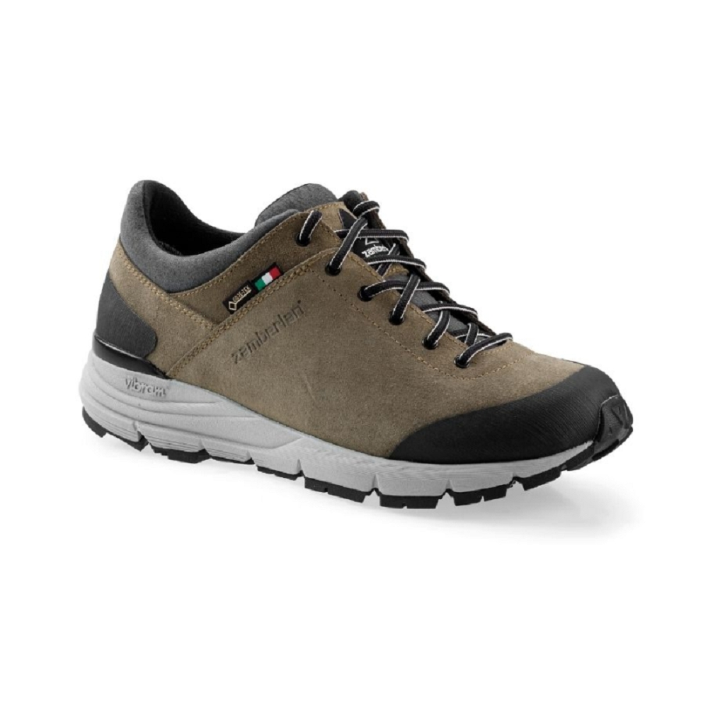 Zamberlan 輕量低筒健行鞋 棕 205 STROLL GTX 0205PM