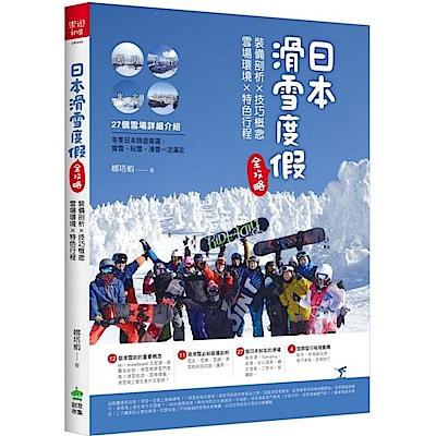 日本滑雪度假全攻略:裝備剖析X技巧......