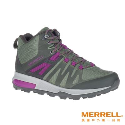 MERRELL ZION FST MID WATERPROOF中筒防水登山鞋(ML035400)