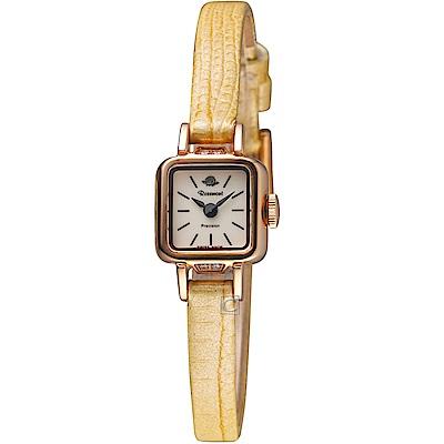 Rosemont 玫瑰錶 柏林1928系列優雅淑女錶(RS05-05-BE)-米黃