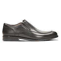 Clarks Coling Step 男正裝皮鞋 黑